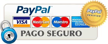 Pago seguro Paypal en CESPRAM