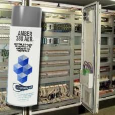 Amper 380 Aer. Solvente desengrasante de seguridad. Circuitos eléctricos  (Unidad desde 13.50€)