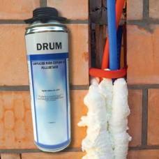 Drum. Limpiador para espuma de poliuretano 650ml.  (Unidad desde 9.56€)