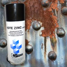 Kote Zinc. Galvanizado en frío con particulas de zinc (Unidad desde 12.41€)