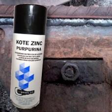 Kote Zinc Purpurina. Galvanizado en frío. Color aluminio brillante (Unidad desde 11.81€)