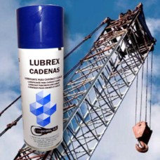 Lubrex Cadenas. Lubricante para cadenas y cables (Unidad desde 9.50€)