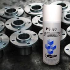 PS 80. Lubricante: agente liberador de polisiloxato (Unidad desde 9.20€)