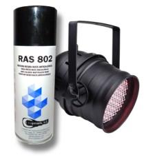 Ras 802. Pintura negra mate anticalórica (Unidad desde 9.81€)
