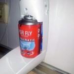 Dosificador PSR Fly Matic. Máquina dosificadora para aerosoles