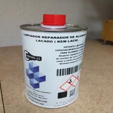 Limpiador de aluminio lacado KemLack (Envase de Litro) - desde 8.25€